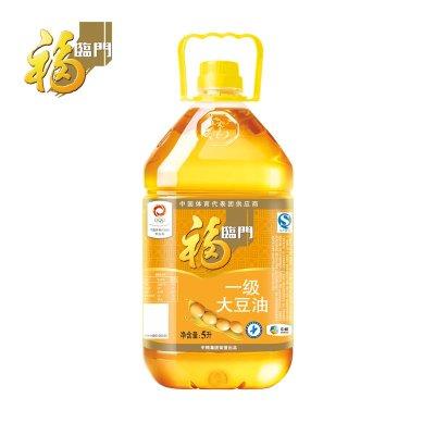福临门 一级大豆油 5L