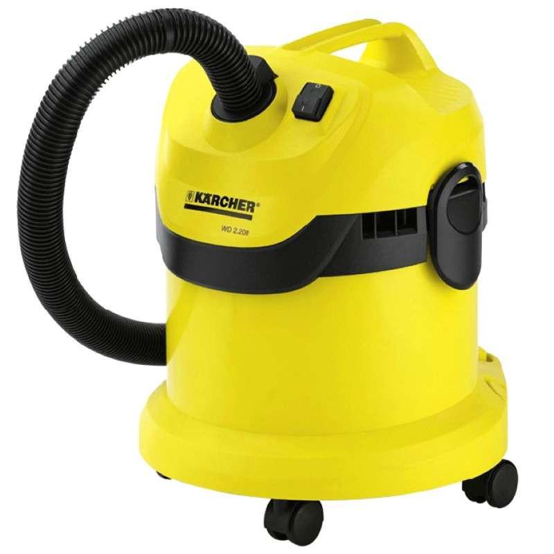 进口德国凯驰家用多功能真空吸尘器干湿两用吸尘吸水WD2.250
