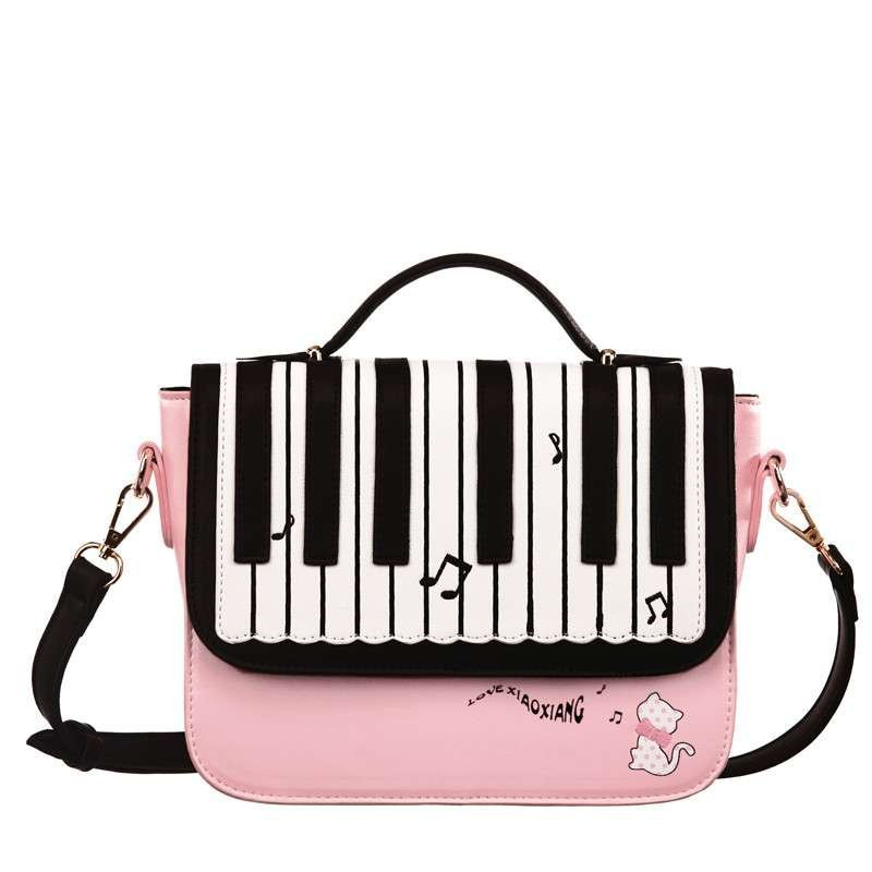 小象包袋 2014夏款日系学院风可爱创意钢琴手提斜挎时尚女包潮x1653