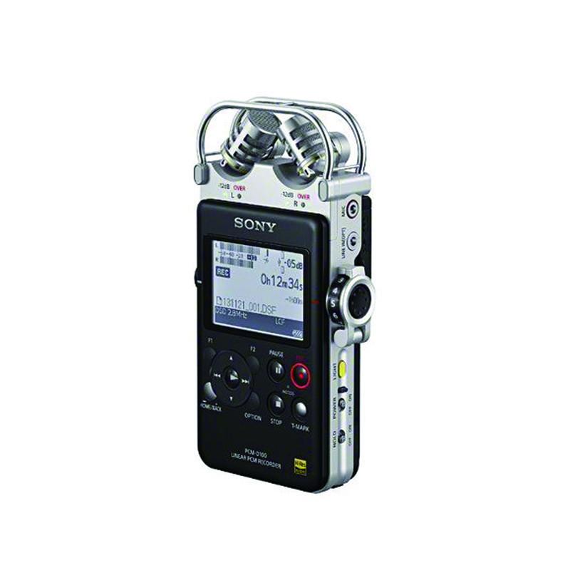 索尼(SONY)录音笔PCM-D100//C1