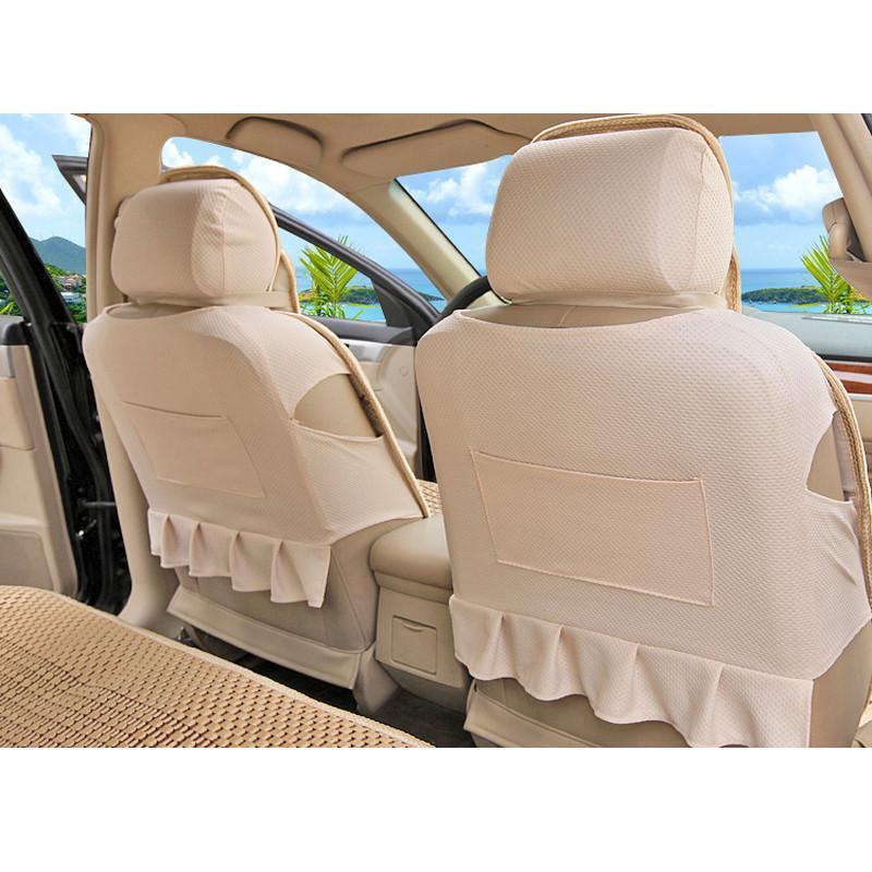 石家垫 汽车坐垫 汽车夏季垫 新款四季冰丝汽车座垫 五座通用