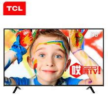 TCL D50A710 50英寸 全高清 畅享海量影视资源 八核安卓智能LED液晶电视