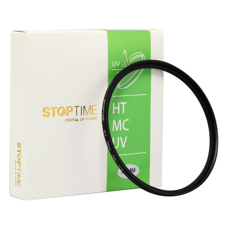 STOPTIME HT MC UV 55mm多层镀膜 超薄超清UV镜