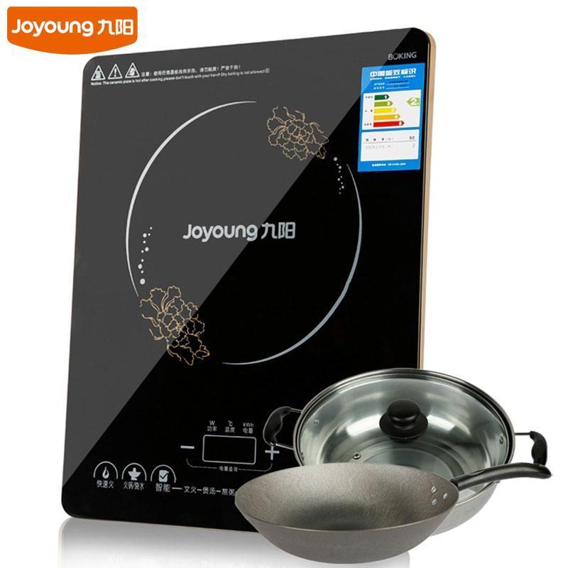 九阳(Joyoung) C21-SC001 超薄电磁炉 触屏控制