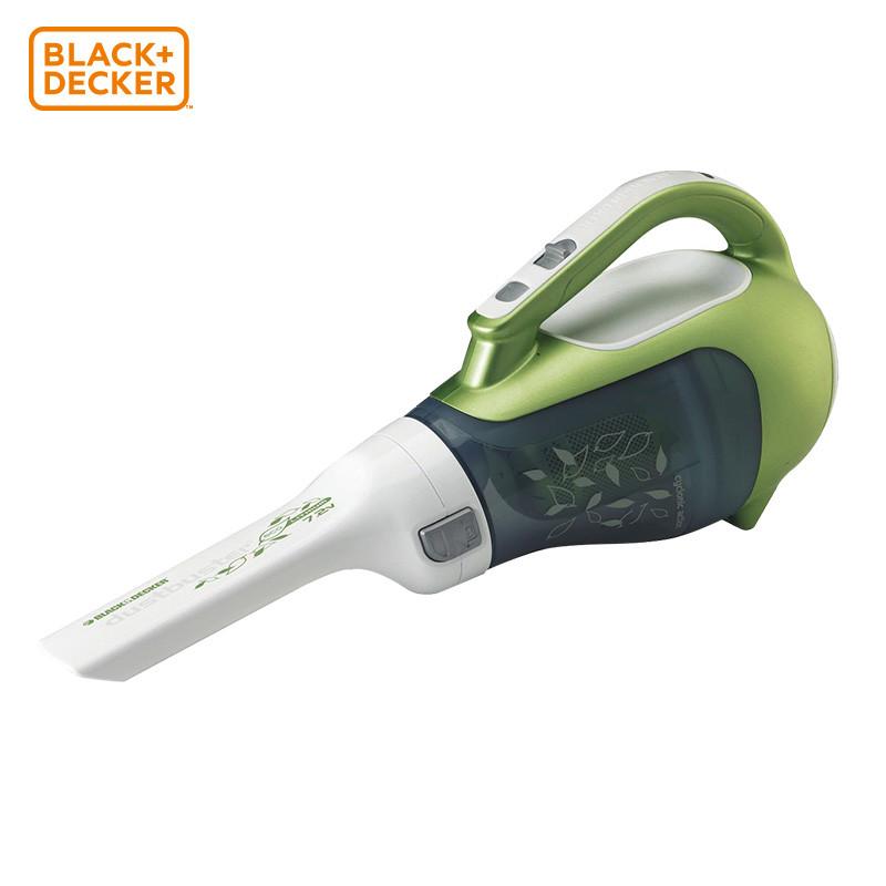 百得(blackdecker) DV7210EL-A9 手持无线充电 吸尘器(绿色)