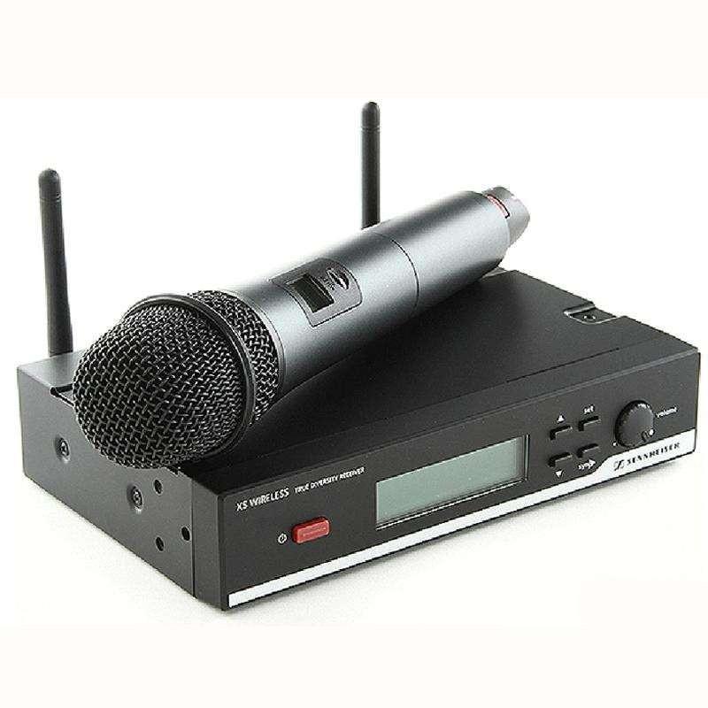 森海塞尔xsw32 无线手持话筒