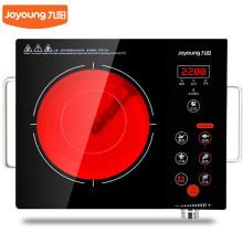 九阳(Joyoung)电陶炉H22-X3 多档火力 不挑锅 炒煮炖焖样样通 家用触控式 黑晶面板 其它