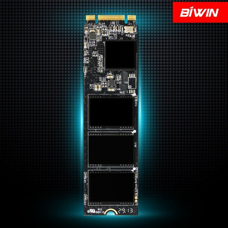 佰维(BIWIN) A818 128G NGFF SSD固态硬盘(22*80)