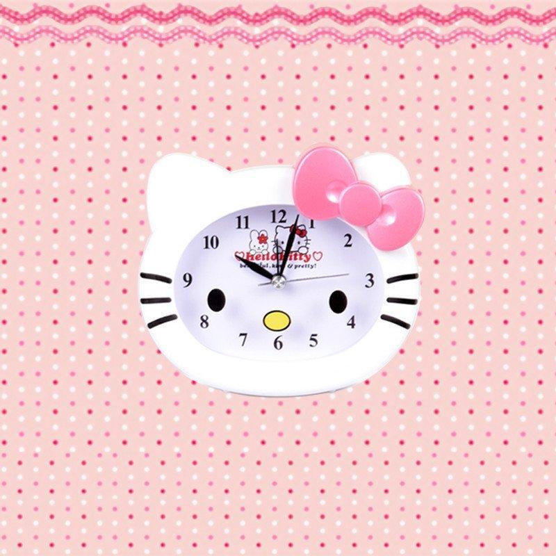 超可爱hello kitty美甲彩绘教程图片