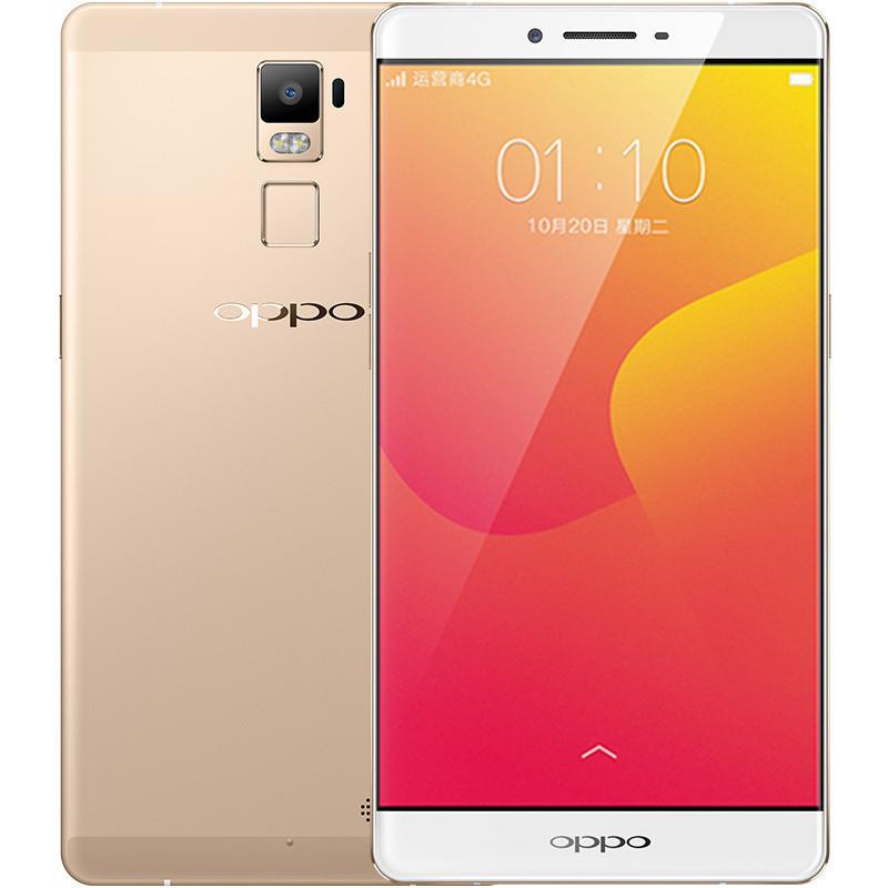 OPPO R7 Plusm全网通4G手机 4G内存 金色