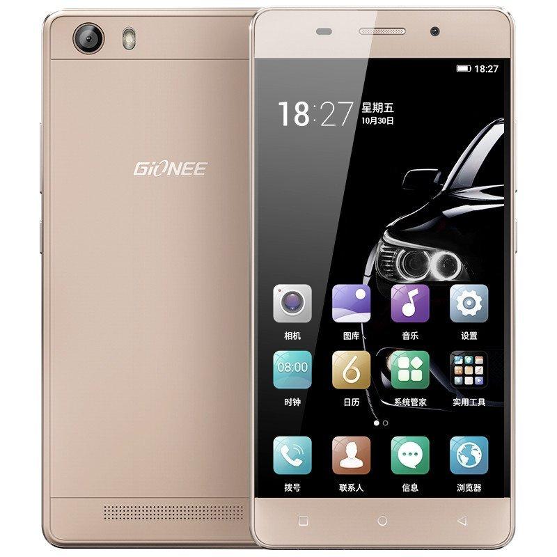 金立手机金钢 GN5001S [爵士金](全网通16G+3G)