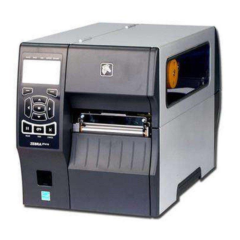 斑马(ZEBRA)ZT420 工业型宽幅不干胶打印机 条码打印机 不干胶标签二维码打印机 ZT420(203dpi标配)