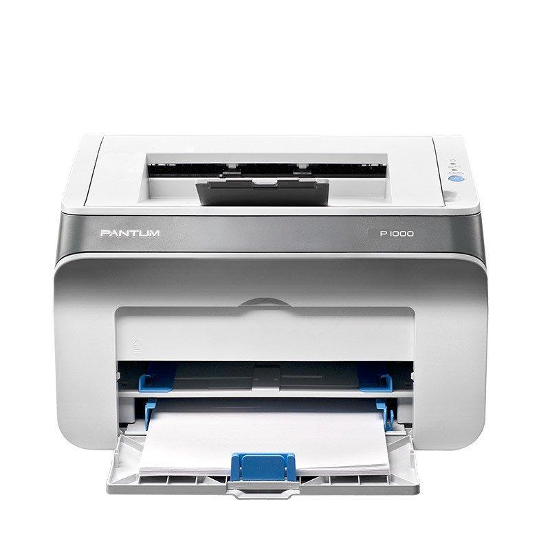 奔图(PANTUM)P1000 黑白激光打印机 家用办公 A4家用小型打印机