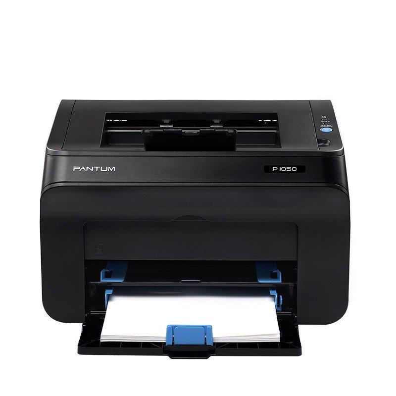 奔图(PANTUM)P1050 黑白激光打印机 家用办公 A4家用小型打印机