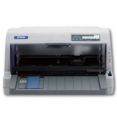 爱普生(EPSON)LQ-630KII 82列经典型平推票据打印机