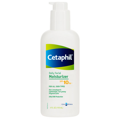 Cetaphil丝塔芙 温和保湿补水 每日防晒保湿露spf10 pa++