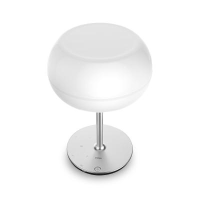 Image result for 海爾無線光 無線充電智能床頭燈