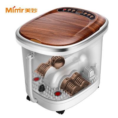 美妙高端全自动按摩足浴器MM-15B足浴盆足浴桶