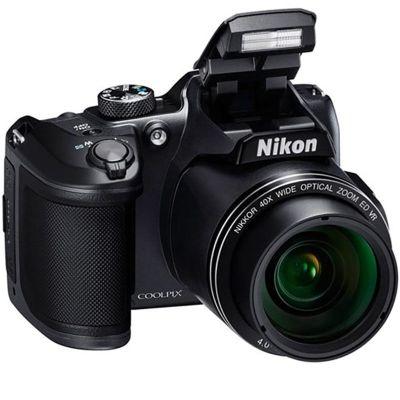 尼康(Nikon) Coolpix B700 超长焦相机 数码相机 大变焦 黑色