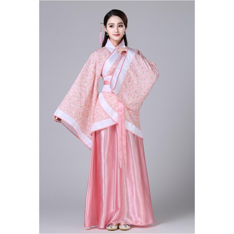 艾凝雪 唐装戏服古装服装女仙女唐朝古代汉服演出服古典舞蹈公主贵妃图片