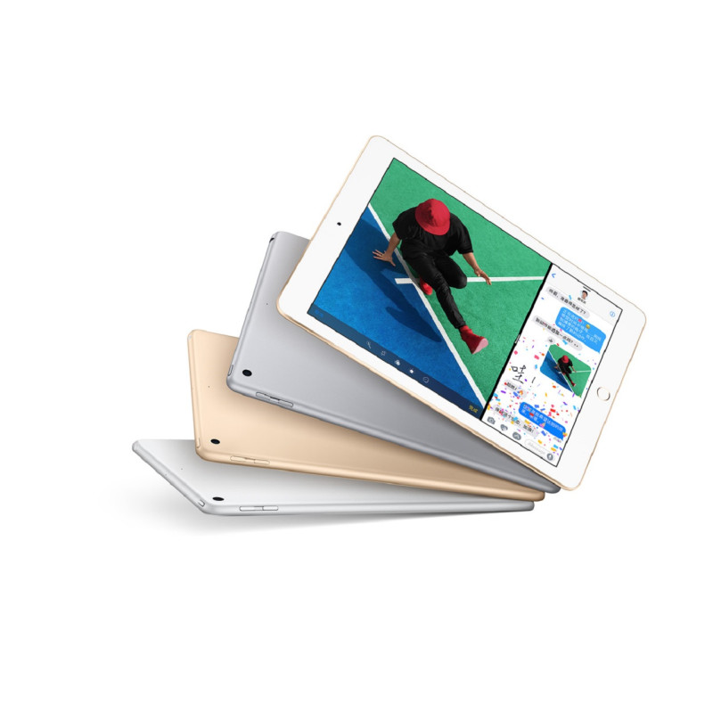 Apple iPad MPGT2CH A 9.7英寸 平板电脑(2G 32G WLAN 金色)