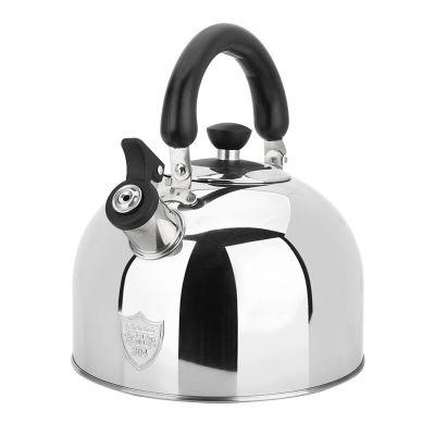 美厨(maxcook)烧水壶304不锈钢水壶 3L鸣音 煤气电磁炉通用 乐厨系列 MC003YJ