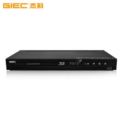 杰科(GIEC)BDP-G3005 5.1声道 3D 蓝光dvd播放机影碟机 高清USB 光盘 硬盘 网络播放器(黑色)