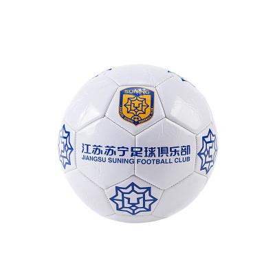江蘇蘇寧足球俱樂部空白簽名紀念足球-5號足球
