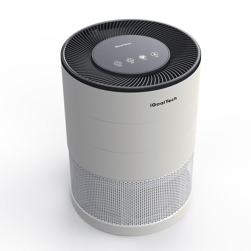 iGoalTech мини агаар цэвэршүүлэгч KJ660G - C01 PM2.5 шүүлтүүртэй 60-80m2 CADR