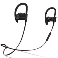 Beats Powerbeats3 by Dr. Dre Wireless 入耳式耳机 黑色