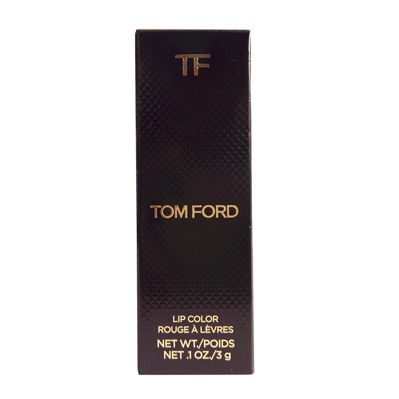 【苏宁超市】汤姆福特(Tom Ford)烈焰幻魅唇膏 3g 08# TF黑金黑管唇膏口红 一抹丰盈饱满