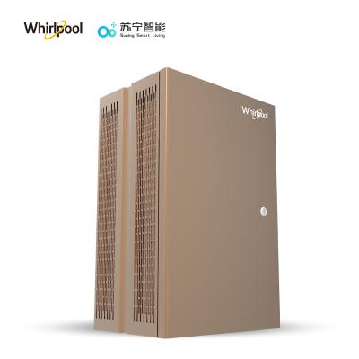 惠而浦(Whirlpool)家用凈化新風系統HX-450Y2 壁掛 新風機