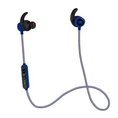 JBL Reflect mini BT 無線藍牙運動耳機 入耳式運動耳機 深藍色