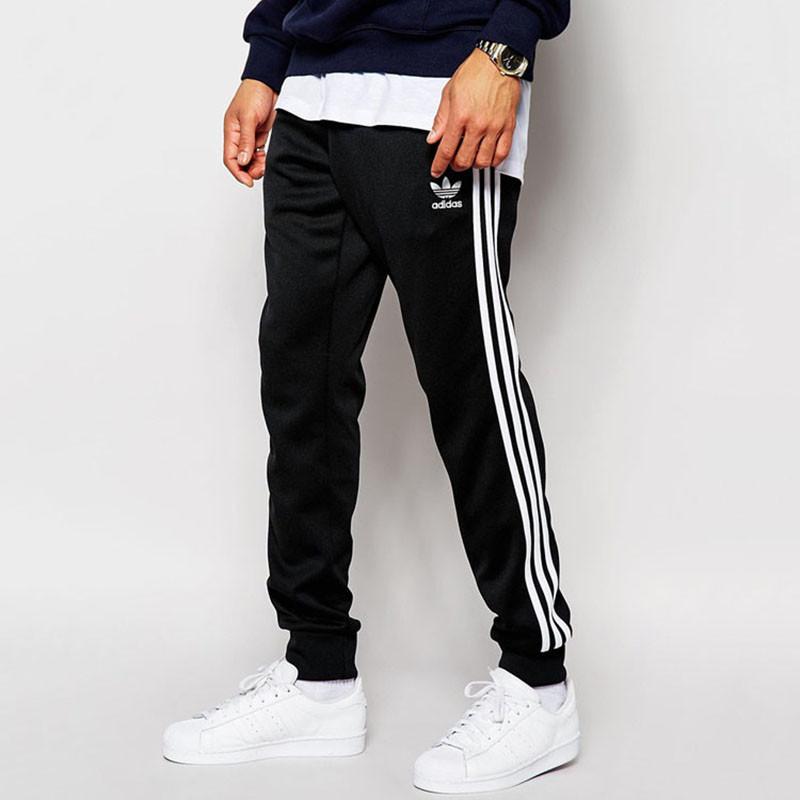 adidas/阿迪达斯 三叶草 男裤 针织小脚休闲长裤运动裤aj6960 aj6960