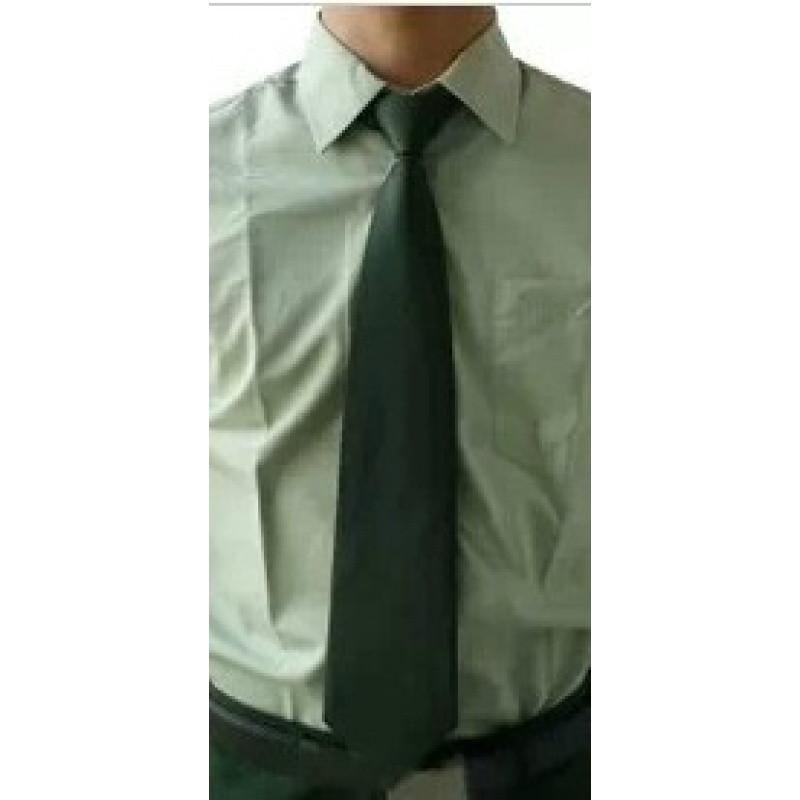 服领带_110新款春秋常服夏常服零七16领带陆消防领带和领带夹