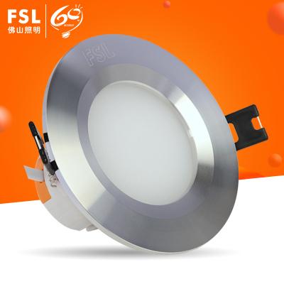 FOSHAN брэндийн Led таазны гэрэл багц 3 инчийн 8-10 см-ийн нимгэн 6w 2.5инч цагаан