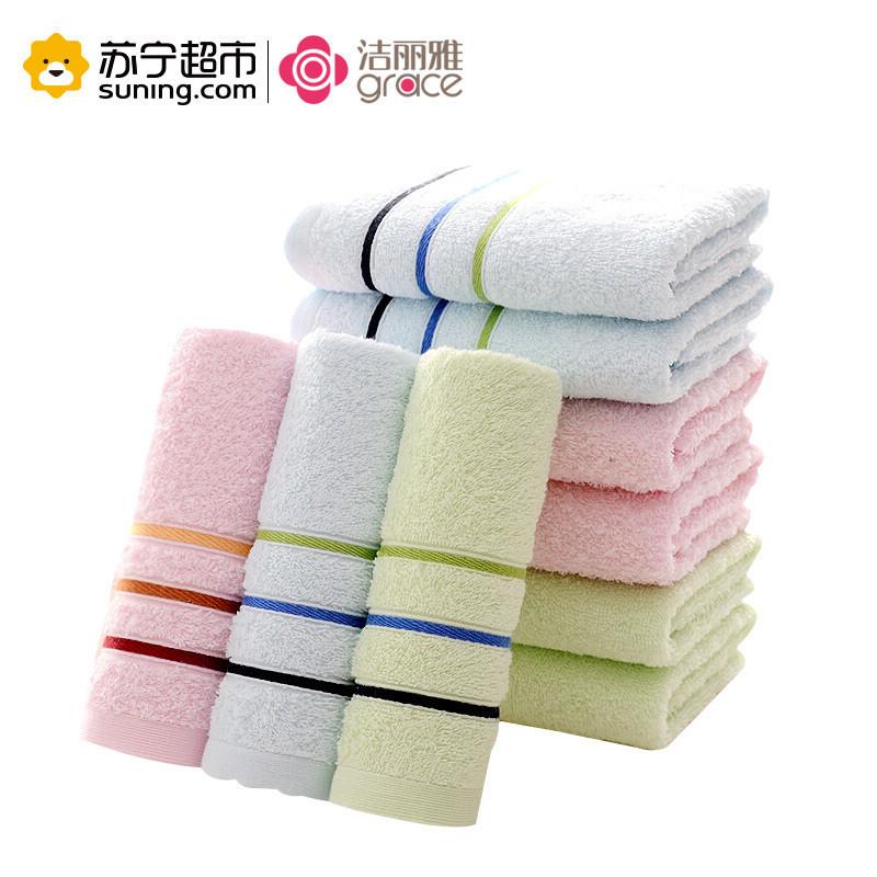 埃及进口长绒棉毛巾 灰色