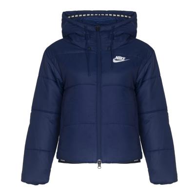 Nike耐克2017冬季女子短款连帽薄棉服869259-429