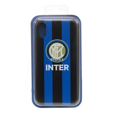 国际米兰俱乐部Inter Milan 苹果iphoneX浮雕手机壳-经典LOGO款
