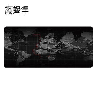 魔蝎手(mogegame)S730 办公个性游戏鼠标垫 黑色