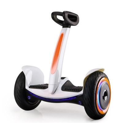 松鳥平衡車體感車思維車電動雙輪代步車Q5白色款