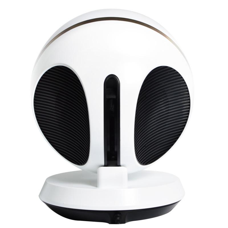 新加坡AKIRA爱家乐HA-Q7/SG 球形风扇白色 家用可遥控摇头儿童卡通台式风扇