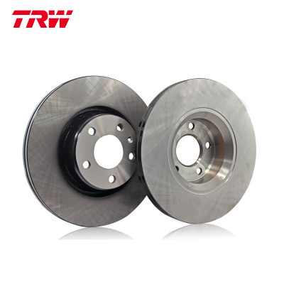 天合(TRW)前剎車盤DF4363適用于標致3008,大C4,DS5