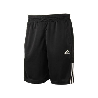 adidas阿迪達斯男裝運動短褲運動服男士系帶