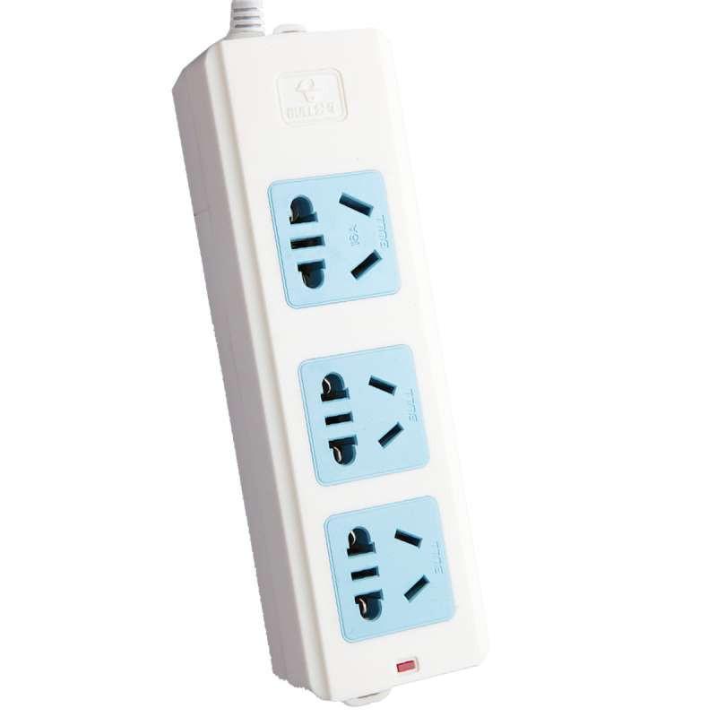 公牛插座 大功率电源插座接线板 插线板 拖线板插排1.8米gn-405d
