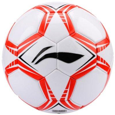 李寧 LI-NING 兒童青少年足球學用訓練教學4號足球兒童玩具足球 LFQK129-1