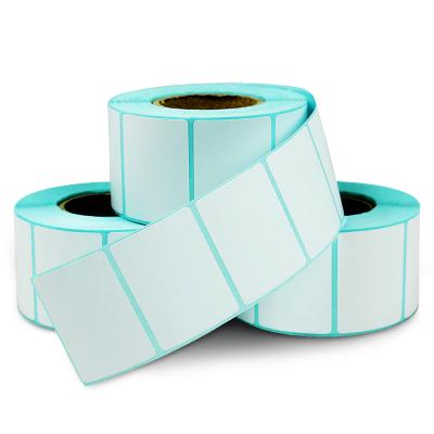 贺氏爱宝(hes&aibao) 单排 热敏不干胶条码纸 标签打印纸 箱装 60*40*500张*12卷