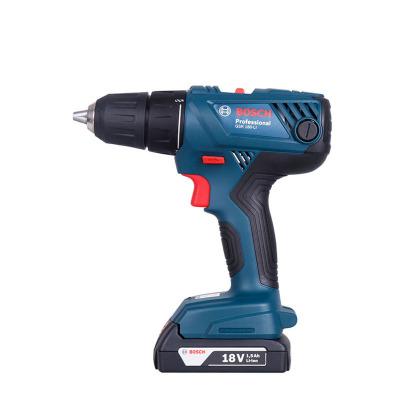 博世電鉆GSR180-LI鋰電18V手電鉆家用充電式手槍鉆電動螺絲刀工具06019F8180