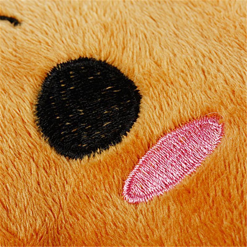 趣玩 可爱动物卡通u型保健护颈枕 homee日常防护30265