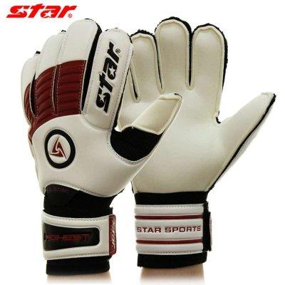STAR/世达 专柜正品 足球守门员手套专业加厚护腕足球门将手套 SG120
